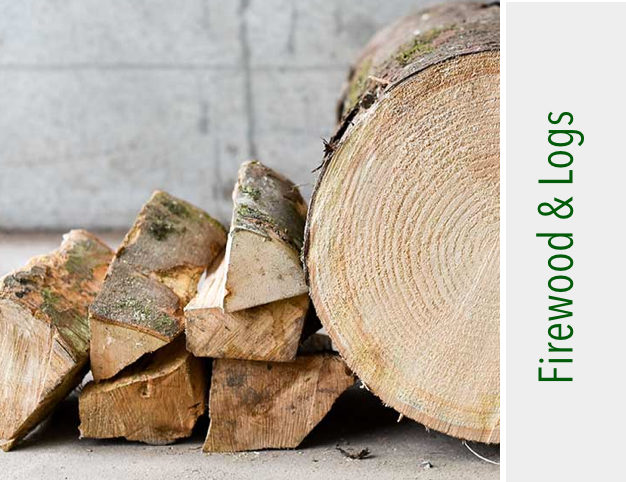 hardwood logs and firewood for sale