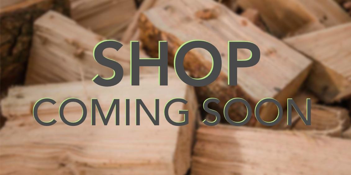 Shop coming soon notice